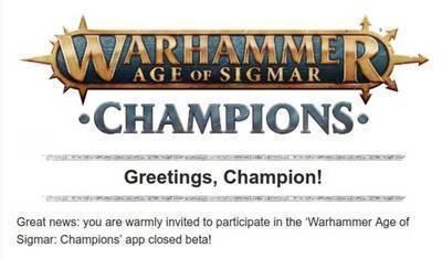 Thumb warhammer champion