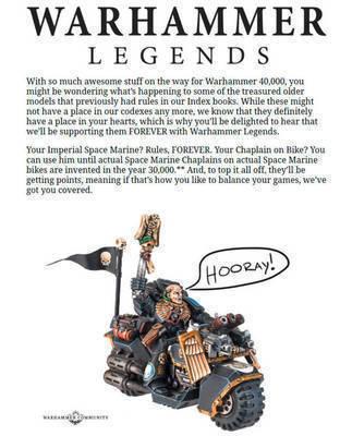 Thumb warhammer legend
