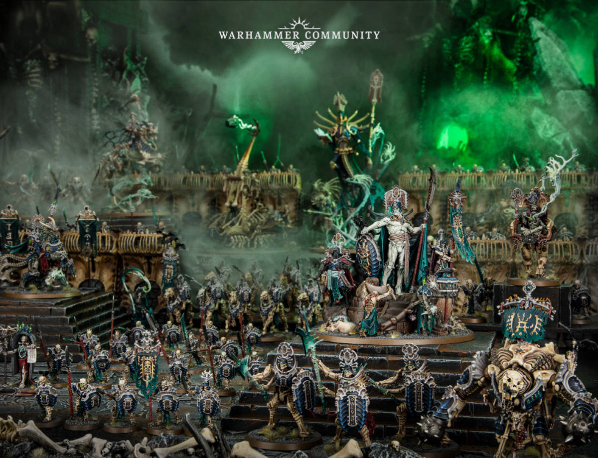War Of Sigmar - Rumors and rules for age of Sigmar