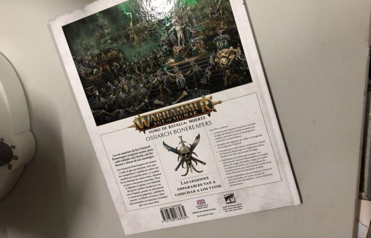 War Of Sigmar Rumors and rules for age of Sigmar