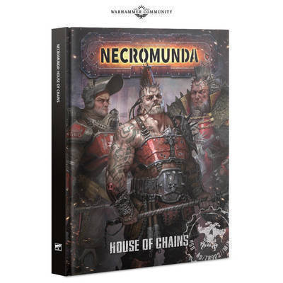 Thumb house of chains book necromunda