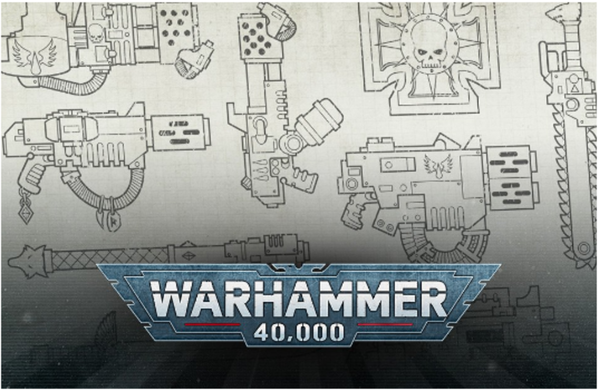 Weapons40k