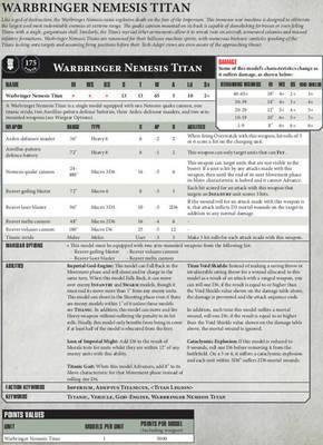 Thumb 40k warbringer nemesis titan datasheet